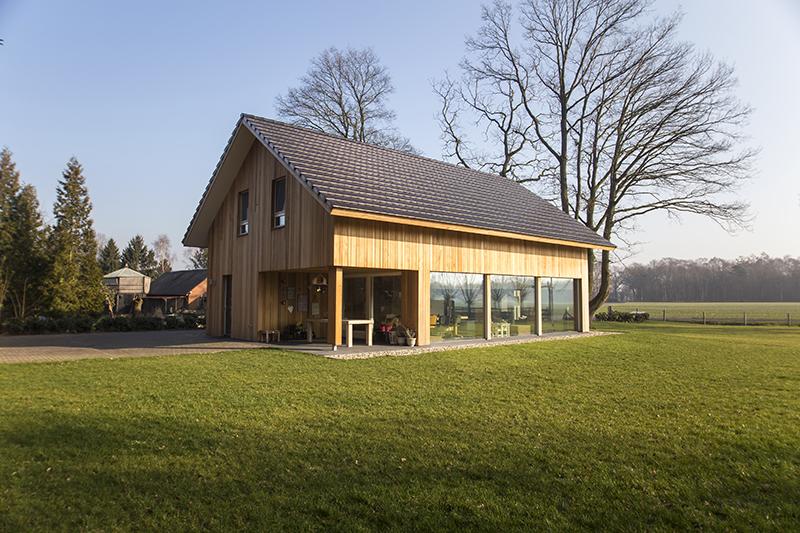 19 - Exterieur modern huis ...
