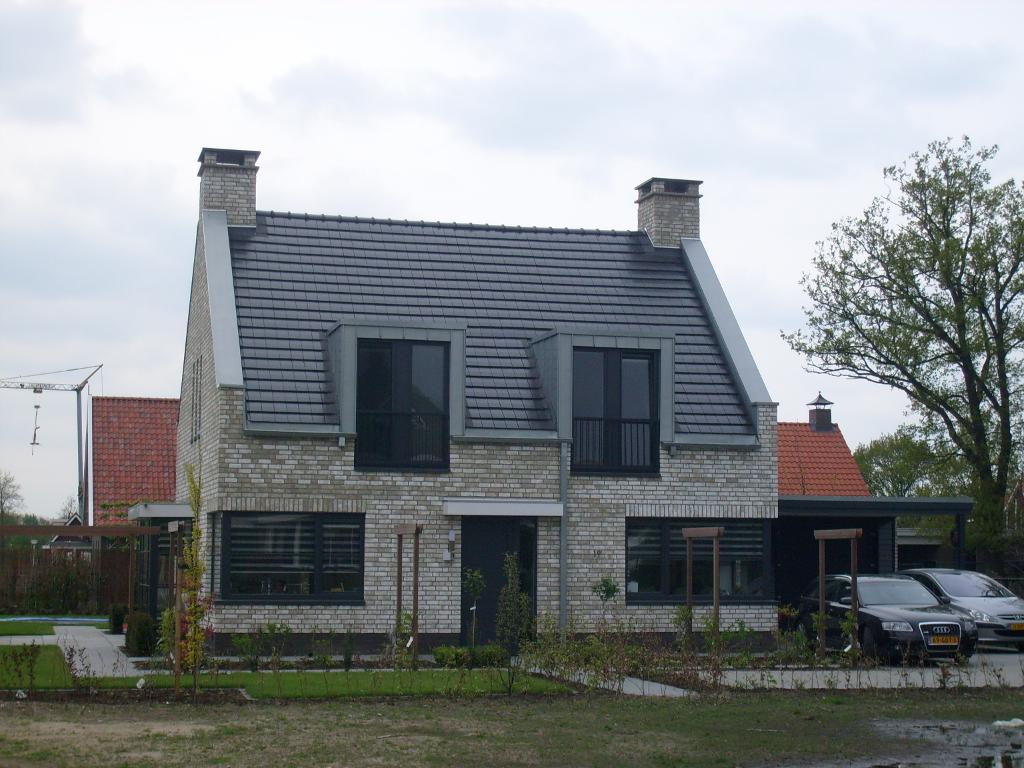 Moderne woning te oldenzaal - Huis in de moderne ...